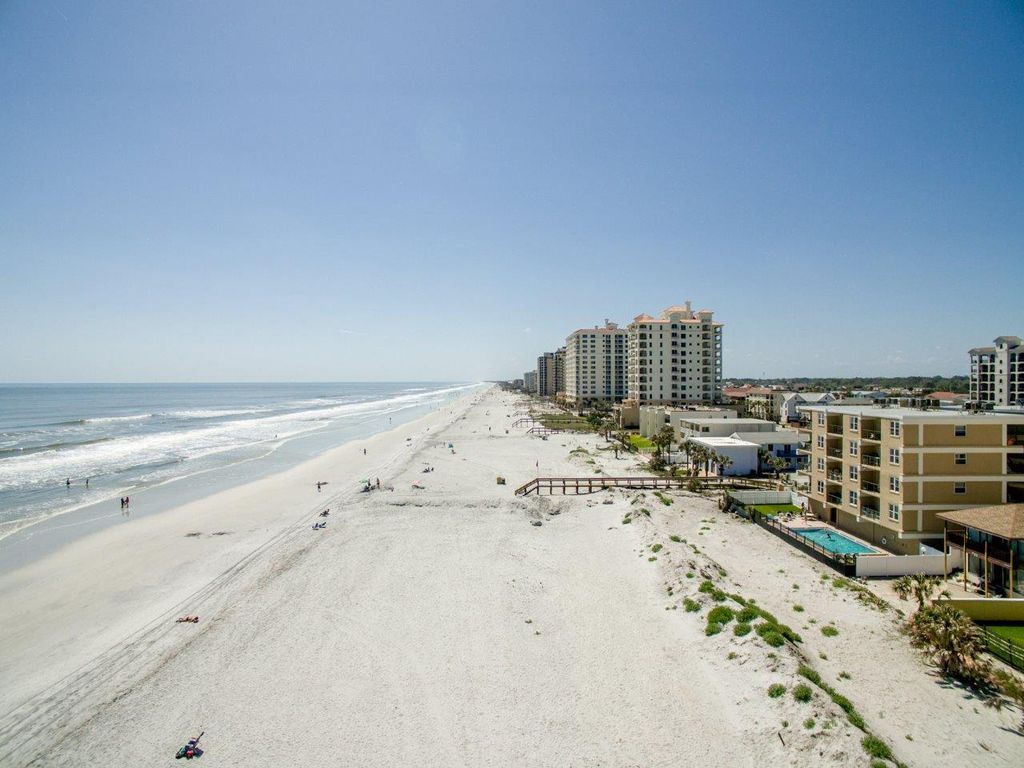 Oceanfront Jacksonville Beach Condo W Beach Gear The