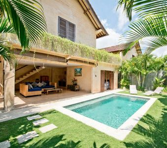 Photo for Rumi – Yuyu, Luxury 2 Bedroom Villa, Central Seminyak