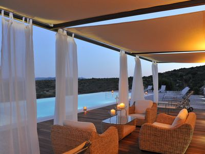 Photo for 1 million sqm private property! 3 houses with 800 sqm, Ideal for parties!