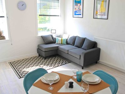 Photo for River Dee Apartment - Free Parking !