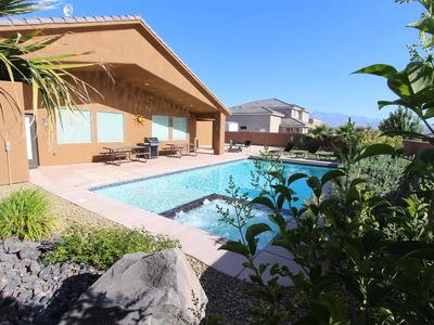Photo for Entire home with private pool