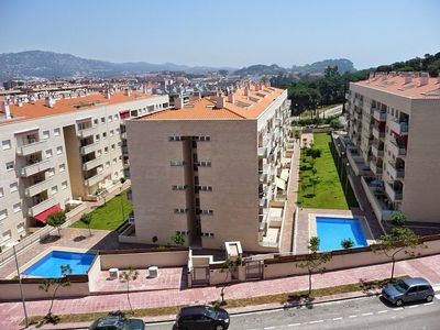Photo for Apartment Valera, 300m from the beach, air conditioning, parking