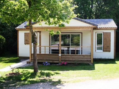 Photo for Camping Bellevue **** - 4 room chalet 6 people