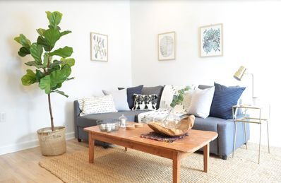 Photo for Bright + Cozy! Sleeps 6! Fishtown Masterpiece! Free Street Parking!