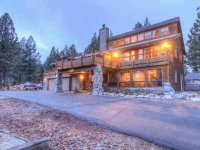 Photo for Views of Northstar and Mt Rose, Hot Tub on 600 sqft. Deck, Close to Downtown