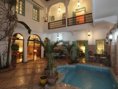 Photo for GROUP SPECIALIST - Best location in old Medina 2min from Jema El Fna square
