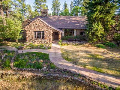 Photo for History, Charm and Luxury in Tall Pines! Sleeps 12