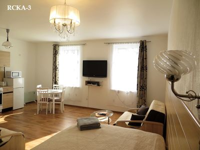 Photo for Riga City Key Apartments 3 with city view