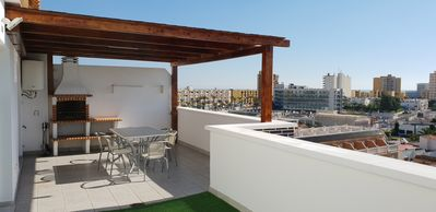 Photo for Stylish Apartments Marinas Panoramic Views [Wifi, AA, Netflix, Barbecue]