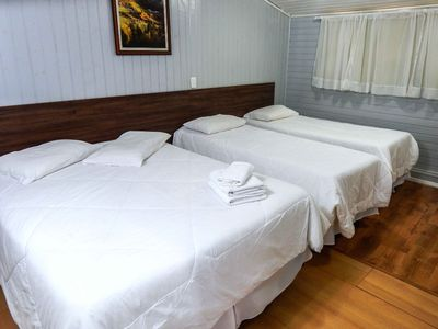 Photo for Suites Sulla Collina Centro Gramado (Deluxe Suite 4 people)
