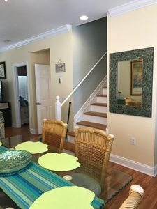 Dining room/ stairs