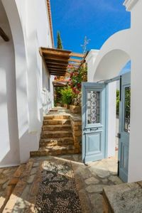 Photo for Elegant seaside villa in Spetses