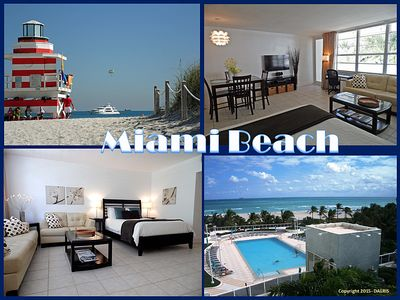 Photo for Miami South Beach - Oceanfront Junior Suite w/ large Balcony
