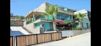 Photo for Bodrum Stone House with garden, view and pool