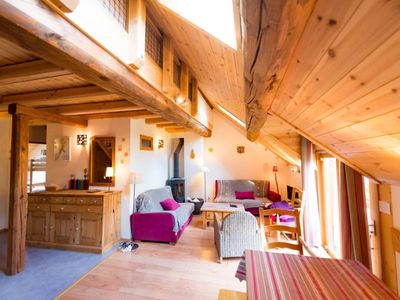 Photo for Apartment Serre Chevalier, 4 bedrooms, 8 persons