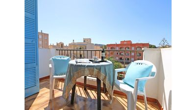 Photo for 2BR Apartment Vacation Rental in CALA BONA