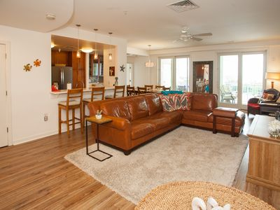 Photo for A415 Fair Dinkum: 3 BR / 2 BA condominium in Virginia Beach, Sleeps 9