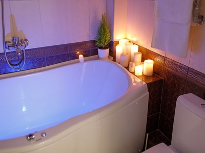 Photo for VIP apartments with JACUZZI