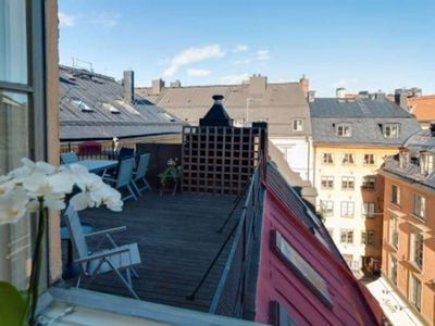 Photo for Terrace Old Town Stockholm