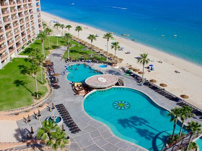Photo for SW 908 Spacious 5 Bedroom 5 Bathroom Ocean Front unit at the Sonoran Sun