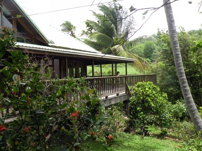 Photo for Beautiful cottage in a Caribbean paradise