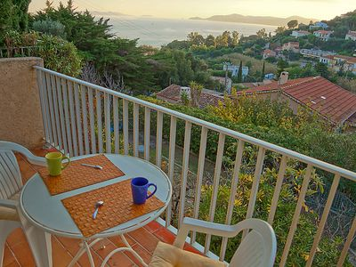 Photo for One bedroom Apartment, sleeps 4 in La Fossette with WiFi