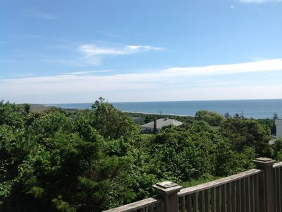 Photo for Beautiful Hither Hills Home, Endless Ocean Views, Steps to the Beach