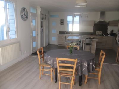 Photo for Holiday house sleeps 6 (possibility of 7 with supplement)