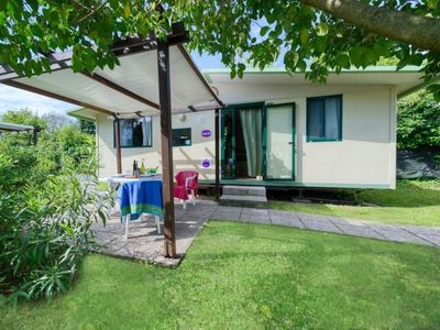 Photo for Vacation home San Benedetto Camping Relais in Peschiera del Garda - 4 persons, 2 bedrooms