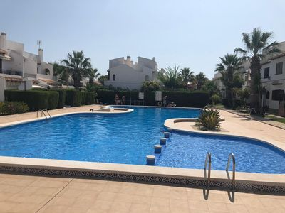 Photo for Beautiful Holiday Home Cabo Roig, Orihuela Costa