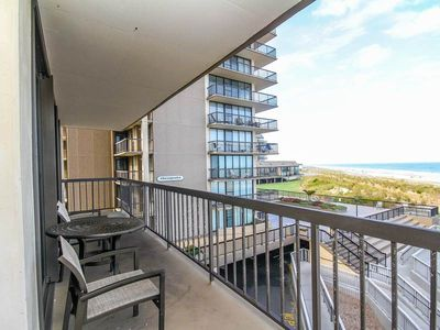 Photo for Oceanfront 3 BR / 2 BA condo in Bethany Beach, Sleeps 10