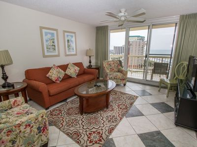 Photo for Resorts of Pelican Beach, Gulf View, 1215 Condominium