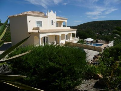 Photo for Beautiful villa set in hills with spectacular views