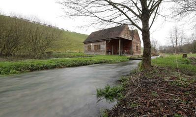 Photo for The Fishing Lodge - exclusive lakeside property with private fishing available.