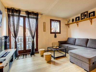 Photo for 2 bedroom apartment in Les Houches