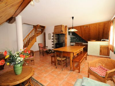 Photo for Authentic chalet near Orcières - 4 room chalet 8 people
