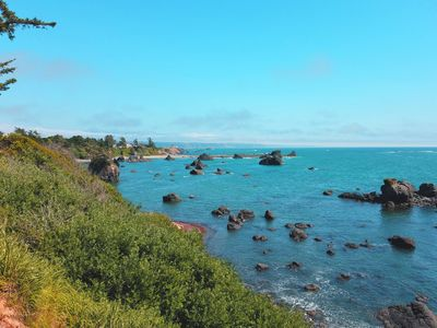 Photo for Oceanfront Home with Sweeping Views of Pacific Ocean & Near Redwood Nat'l Park