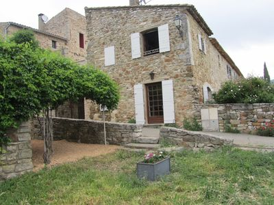 Photo for House for 2/4 people in the Luberon
