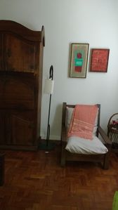 Photo for Apartment Copa Posto 6, block from the beach, furnished.