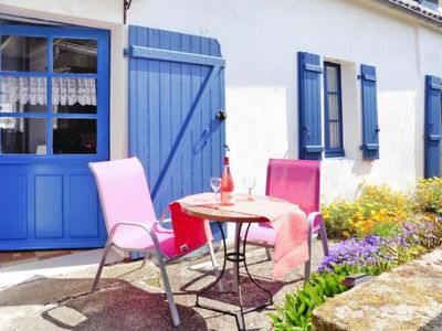 Photo for Semi-detached house, Pénestin  in Morbihan - 4 persons, 2 bedrooms