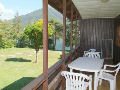 Photo for Vacation home Bungalow al Lago (LDL591) in Lago di Ledro - 4 persons, 2 bedrooms
