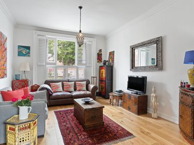 Photo for Stylish, recently renovated home in Chalk Farm