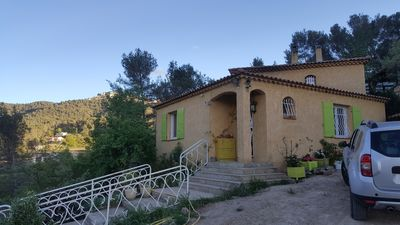 Photo for villa 08/9 persons with swimming pool (6 / 12m) tel: 0613596380