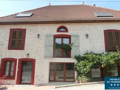 Photo for Gîte *** apartment 10 minutes from Besançon 1-5 persons