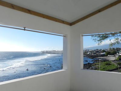 Photo for Superb Apartment for 2 people facing the ocean Holy Land
