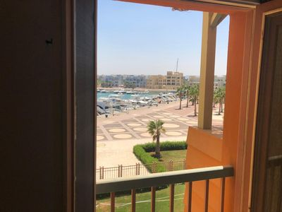 Photo for 3 BR New Marina El Gouna Apartment
