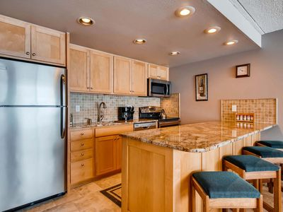 Photo for 7th Night Free! Unbeatable Breckenridge Location! Views, Wi-Fi, Garage Parking