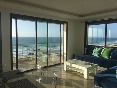 Photo for Brand new apartment with a beautiful view of the Atlantic Ocean
