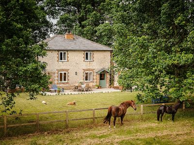 Oak Tree Cottage in the heart of the Brecks.