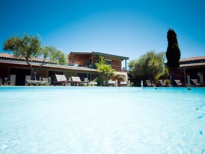 Photo for rent pavilion T2 of even foot for 2 to 4 people in porto vecchio